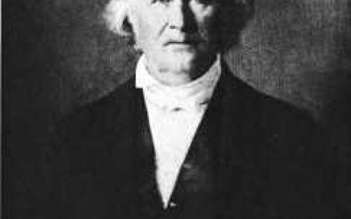 Principal John Adams - 1810 - 1833
