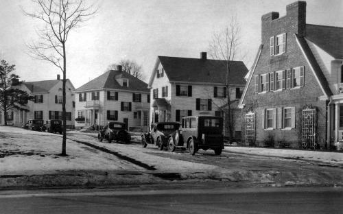 Kenilworth St. circa 1924