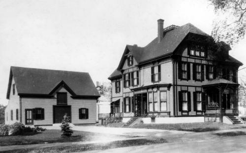 Lemuel H. Eames house circa 1900