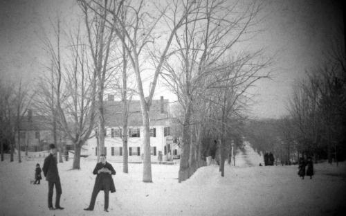 Cheever House circa 1884-5