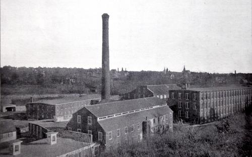 Marland Mill - M. T. Stevens & Sons, Inc. 1896