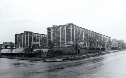 Mill 1 and Mill 2 - 1977
