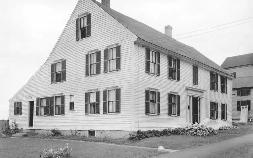 54 Morton St. c.1910