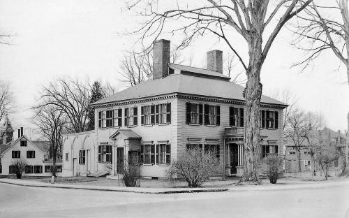 Jonathan Swift House corca 1900