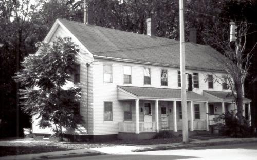 222 - 226 No. Main St. 1975
