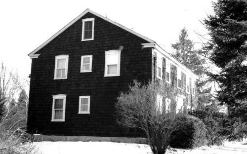 North facade 2003