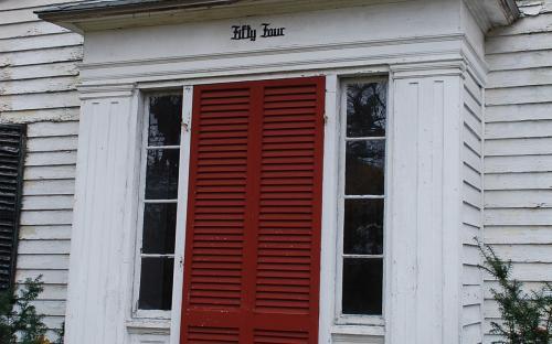 Nov. 11, 2009 Front entrance