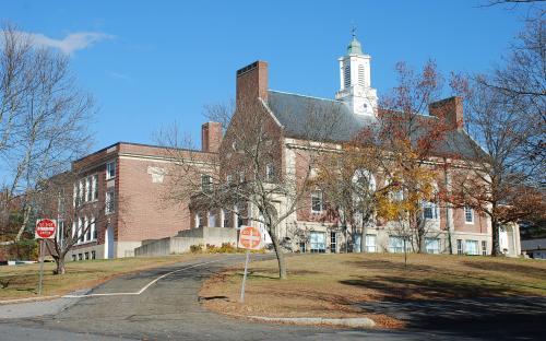 Shawsheen School 2014