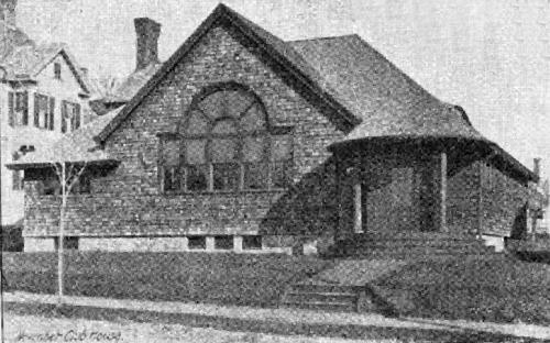 November Club 1896 - Glimpses of Andover