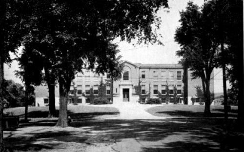 Punchard High School circa 1925