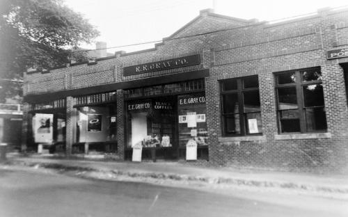 1917 East Side stores