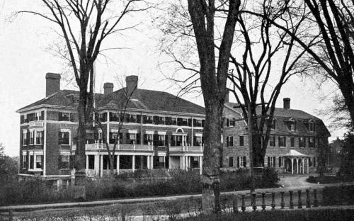 Phillips Inn circa 1900