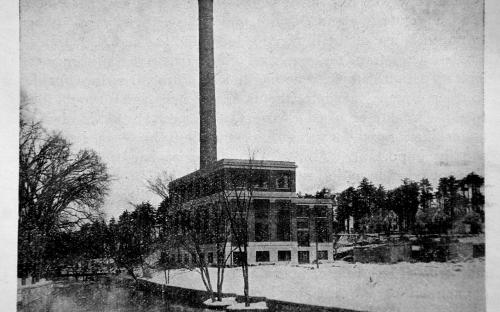 Power Plant - March 2, 1923