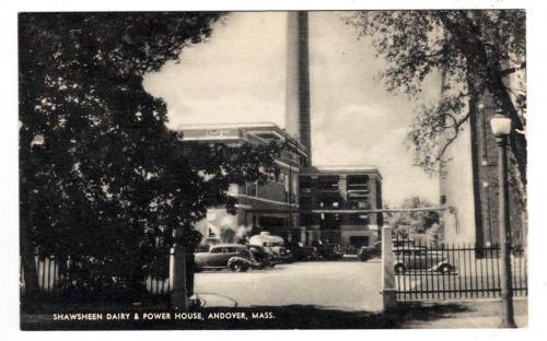 Shawsheen Dairy and Power Plant
