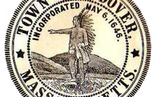 The Andover Town Seal designed by William Harnden Foster in 1900