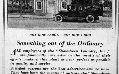 Andover Thownsman - May 26, 1926 - advert.