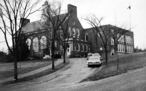 Shawsheen School 1972
