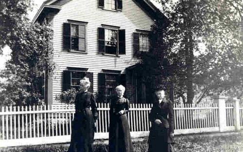 House on North Main on original location