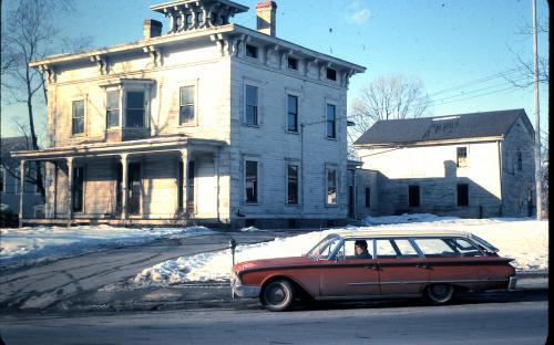Square & Compass building 1964