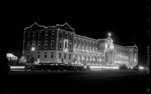 St Francis Seminary circa 1940