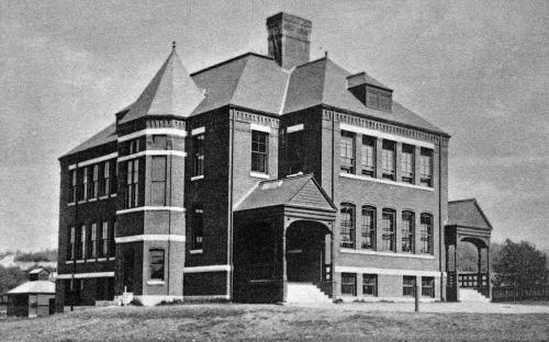 1st Center Grammar School 1888-1894