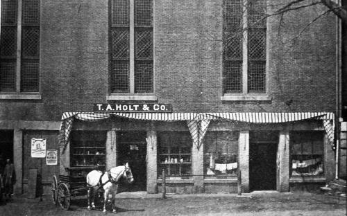 T. A. Holt & Co. 1896