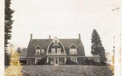 290 South Main Street - circa 1960