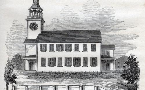 South Meeting House 1788 - 1861