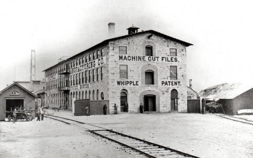 Whipple File & Steel Manufacturing Co.