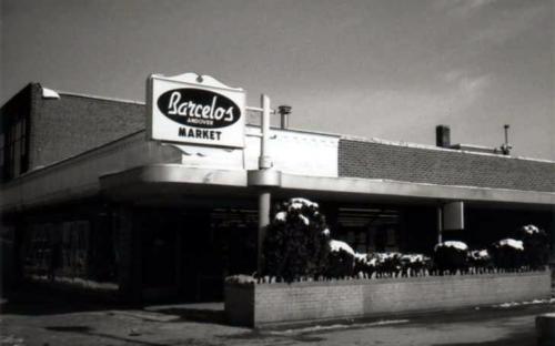 Barcellos Market 1980's