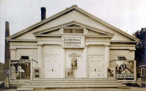 Colonial Theater abt 1914