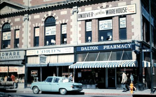 Dalton's , Fords & Coles about 1960