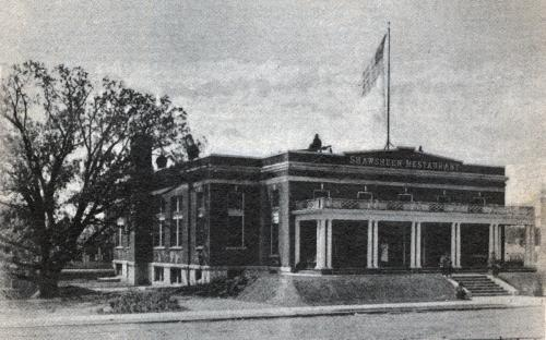 Shawsheen Restaurant - 1923