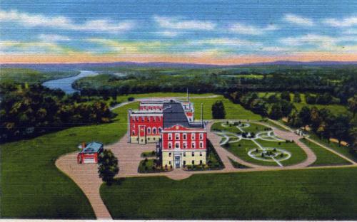 Circa 1935 Post Card