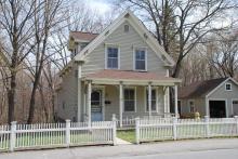 Cornelius Cronin House built 1890
