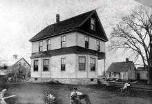 Circa 1912 - Collection of Andover Historical Society