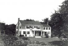 107 Highland Rd. - Collection of Andover Historical Society
