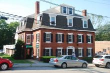 Major Benjamin Gleason House