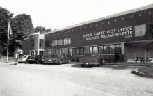 12 Stevens St. - Post Office Building