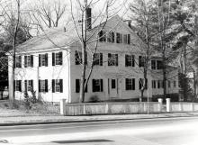 Circa 1960 - Collection of Andover Historical Society