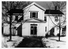 Ballardvale Schoolhouse - Community Center 1976