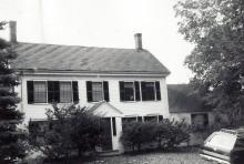 22 Pleasant St 1960's