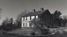 Russell House 1976 razed 1983