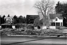 33 -35 Lowell St - 1978 house and site of Playdon's Nursery