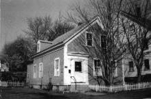Andover Building Survey 1975-1976