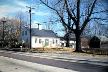 Jonathan Abbott House 1965