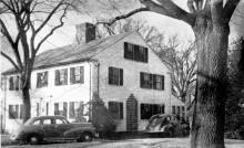 Jenkins House - circa 1945
