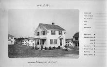 8 Fletcher St - circa 1932