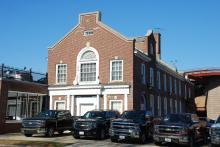 Nov. 2014 - exterior restored