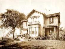 Punchard - Barnard House circa 1895